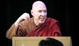 Ven. Bhikkhu Bodhi, Chuang Yen Monastery (United States of America)