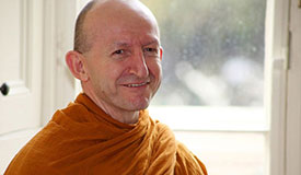 Ven. Ajahn Amaro, Amaravati Buddhist Monastery (United Kingdom)