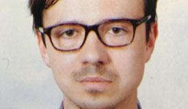Domenico Scaringi, Sapienza University of Rome (Italy) – CMC Strategic Support Officer
