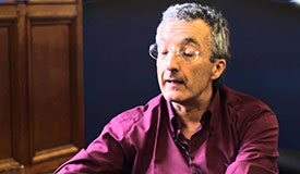 Prof. Salvatore Maria Aglioti, Sapienza University of Rome (Italy)